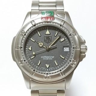タグホイヤー(TAG Heuer)のタグホイヤー プロフェッショナル 4000シリーズ メンズサイズ(腕時計(アナログ))