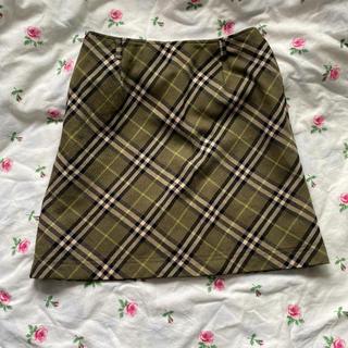バーバリー(BURBERRY)のBurberry スカート (ミニスカート)
