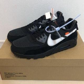 NIKE - OFF WHITE the 10 Air Max 90 AA7293-001
