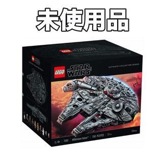 Lego - 【レア】【未使用】LEGO STAR WARS ミレニアムファルコン