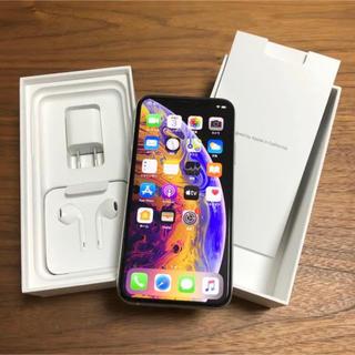 iPhone - ☆SEVEN☆様専用 iPhone Xs silver 256 GB