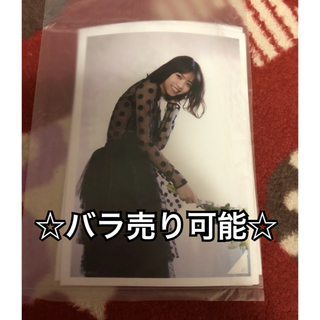 乃木坂46 - 乃木坂46 西野七瀬 生写真 ドット