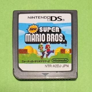 ニンテンドーDS(ニンテンドーDS)のDS スーパーマリオブラザーズ 、 カービィ ドロッチェ団(携帯用ゲームソフト)