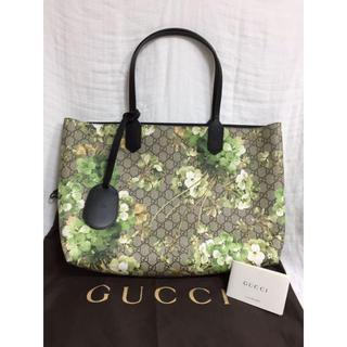 Gucci - グッチ(Gucci)のリバーシブルトートバッグ