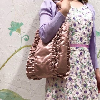 TOCCA - FRILL TOTEBAG トートバッグ