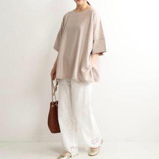 IENA SLOBE - 人気完売 SLOBE IENA イエナ 刺繍レースパンツ 38サイズ 美品