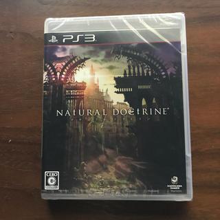プレイステーション3(PlayStation3)のNAtURAL DOCtRINE(ナチュラル ドクトリン) PS3(家庭用ゲームソフト)