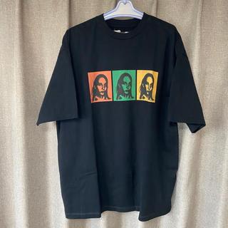 クリスチャンダダ(CHRISTIAN DADA)のクリスチャンダダ プリントTシャツ ビックシャツ(Tシャツ/カットソー(半袖/袖なし))