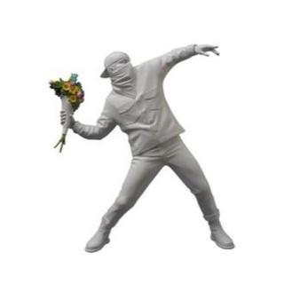 メディコムトイ(MEDICOM TOY)のバンクシー Flower Bomber 彫刻 メディコムトイ x Sync(彫刻/オブジェ)