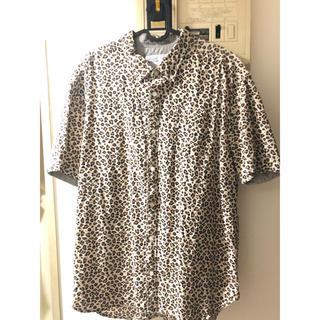ワコマリア(WACKO MARIA)のレオパードシャツ(シャツ)