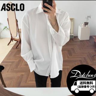 ハレ(HARE)のASCLO BT Over Cuffs Shirts(シャツ)