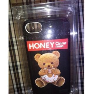 Honey Cinnamon - iPhoneケース 6、6S、7