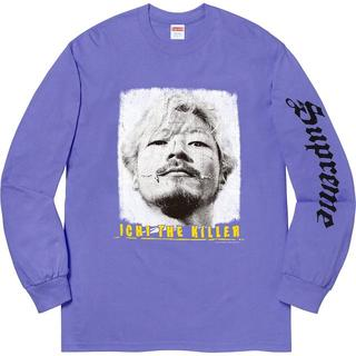 Supreme -  Ichi The Killer L/S Tee Light Purple M