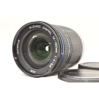 オリンパス(OLYMPUS)のG11★オリンパス M.ZUIKO DIGITAL 14-150mm#2735(レンズ(ズーム))