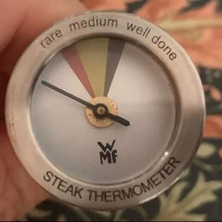ヴェーエムエフ(WMF)のWMF 肉温度計 ミートサーモメーター ステーキ BBQ バーベキュー(調理道具/製菓道具)