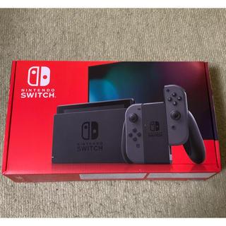 Nintendo Switch - 未開封 Nintendo Switch 本体 グレー Joy-Con L/R