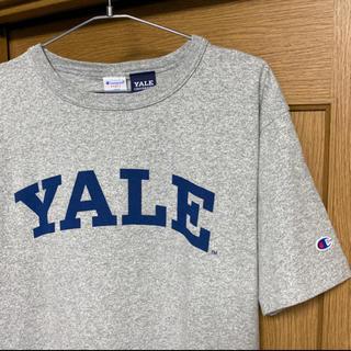 Champion - チャンピオン T1011 YALE  Tシャツ 半袖 【 L 】✨新品・未使用✨