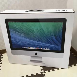 Mac (Apple) - 値下げ! ☆美品☆ iMac 21.5インチ おまけ付き