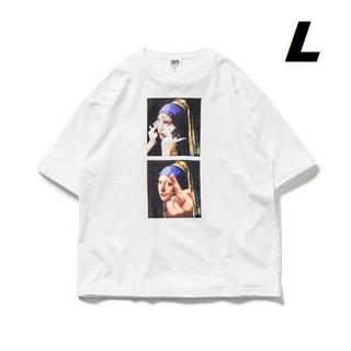 Supreme - L 新品 TIGHTBOOTH PRODUCTION TBPR Tシャツ 白