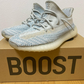 アディダス(adidas)のadidas yeezy boost 350 v2 could white (スニーカー)