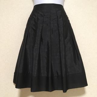 アンナルナ(ANNA LUNA)のアンナルナ◇フレアスカート 黒 L(ひざ丈スカート)