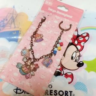Disney - 新作 バッグチャーム 37周年 ディズニー ランド 限定 ダンボ ミッキー