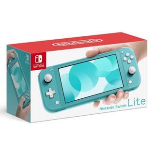 Nintendo Switch - 【新品未開封】Nintendo Switch Lite ターコイズ
