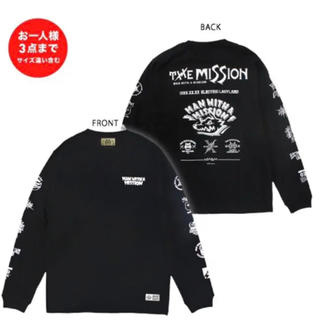MAN WITH A MISSION - マンウィズ お一人フェスロンT 新品未使用 man with a mission