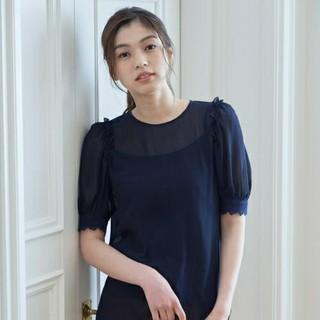 ANAYI - 【新品】ANAYI ヨーリューパフスリーブブラウス