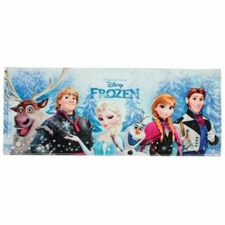 アナと雪の女王 - ディズニー アナと雪の女王 フェイス タオル 綿100%