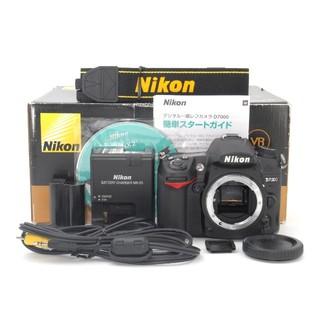 ニコン(Nikon)のS回数3864回♪高画質・高精細の撮影が可能♪Nikon D7000 ボディ(デジタル一眼)