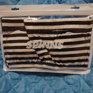 スピンズ(SPINNS)の新品・未開封 SPINNS スピンズ チューブトップ M 胸パット付 ブラトップ(ベアトップ/チューブトップ)