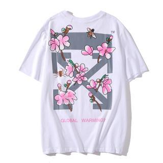 OFF-WHITE - OFF-WHITE シャツ 男女兼用6  DO43-2
