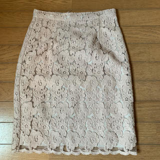 PROPORTION BODY DRESSING - プロポーションボディドレッシング レースタイトスカート