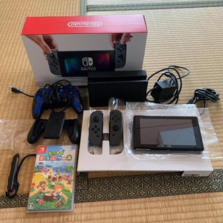 Nintendo Switch - セット販売!早い者勝ち!任天堂スイッチ あつ森セット