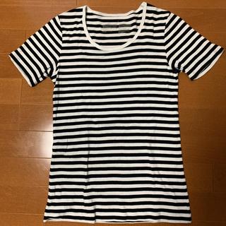 ムジルシリョウヒン(MUJI (無印良品))の美品!超特価!MUJIクルーネック半袖Tシャツ(Tシャツ(半袖/袖なし))