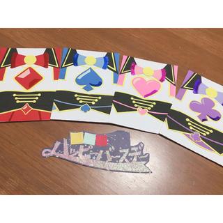 ファントミラージュ風手作りカード(カード/レター/ラッピング)