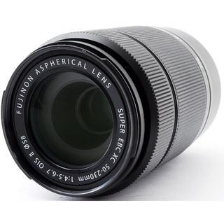 フジフイルム(富士フイルム)の❤️極上品❤️富士フイルム FUJIFILM XC 50-230mm II❤️(レンズ(ズーム))