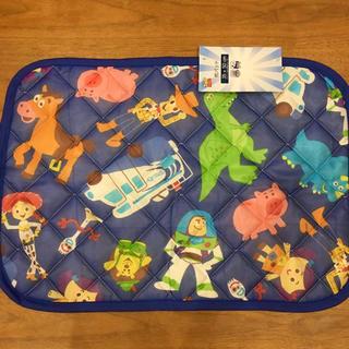 Disney - ディズニー トイストーリー 枕パッド 枕カバー 接触冷感