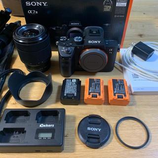 SONY - Sony α7iii ボディILCE-7M3 Eマウント ミラーレス一眼 レンズ