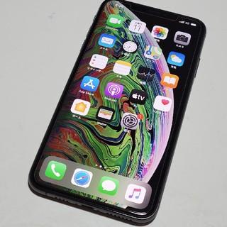 Apple - au MT6Q2J/A iPhone XS Max 64GB simフリー