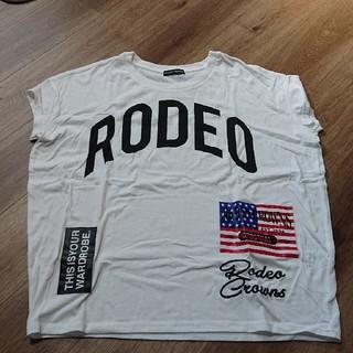 RODEO CROWNS WIDE BOWL - ロデオクラウン 限定Tシャツ
