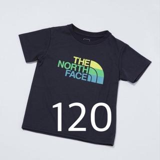 THE NORTH FACE - ノースフェイス Tシャツ ネイビー キッズ