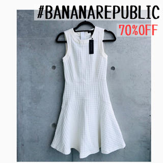 Banana Republic - ⚠️週末SALE⚠️BANANA REPUBLIC✳︎ワンピース
