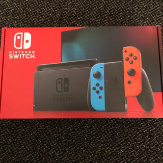 Nintendo Switch - NintendoSwitch 任天堂 スイッチ 新型 ネオン 新品 ゲーム