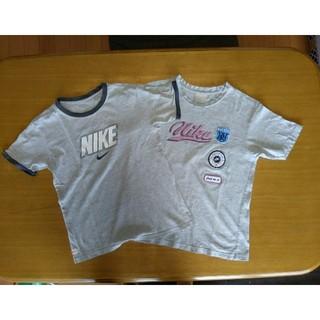 NIKE - ナイキT シャツ140 2枚セット