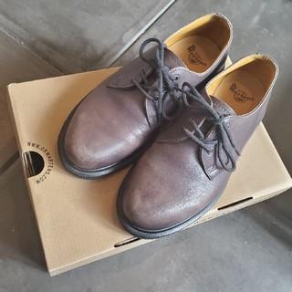 ドクターマーチン(Dr.Martens)のドクターマーチン 3ホール UK4 限定(ローファー/革靴)