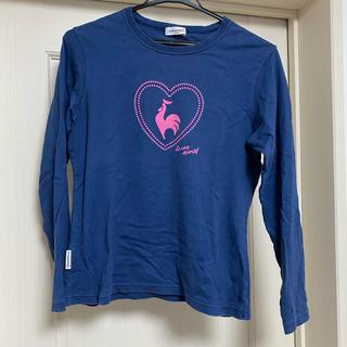 ルコックスポルティフ(le coq sportif)のルコック ロングTシャツ サイズO(Tシャツ(長袖/七分))