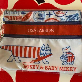 Lisa Larson - リサラーソン ポーチ 新品未使用品