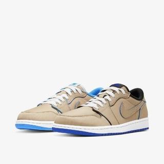 NIKE - Nike SB Air Jordan 1 Low Desert Ore